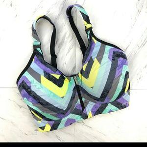 Victoria's Secret front close sports bra